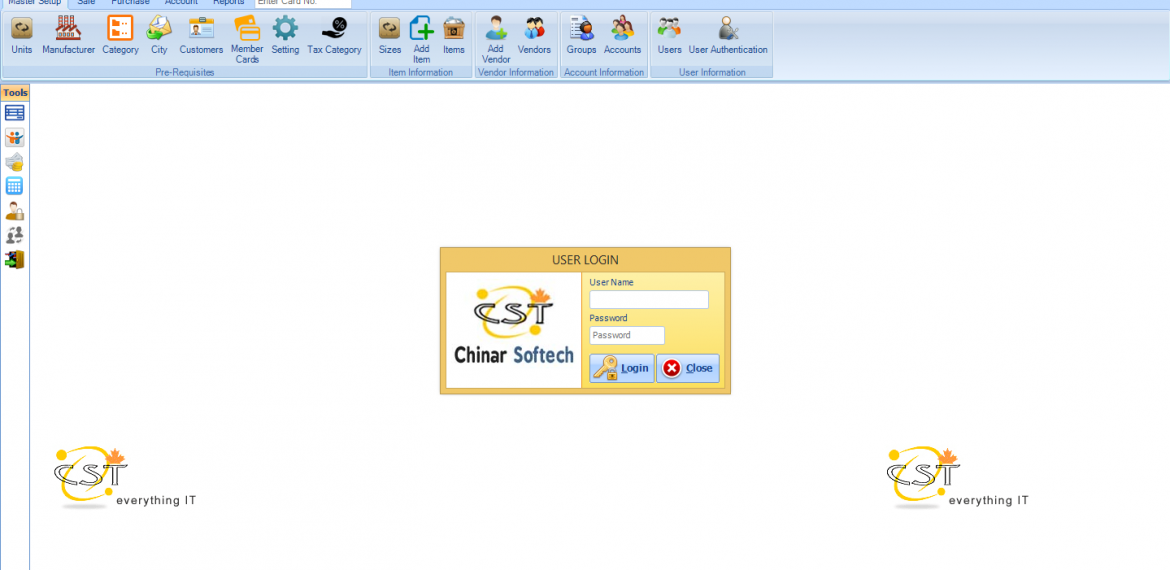 GST Billing Software for small businesses | Chinar Softech