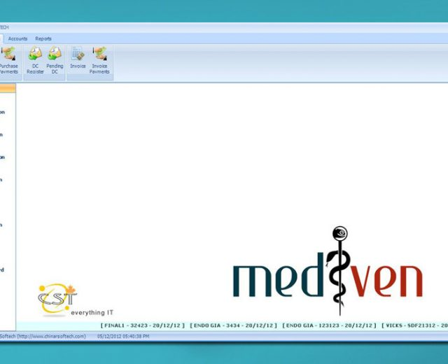 medical inventory software, medical software