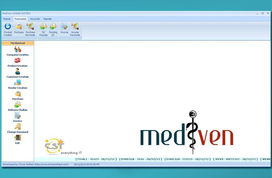 medical inventory software, medical software