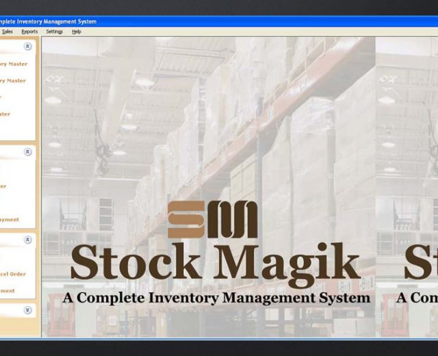 inventory software, stock management software