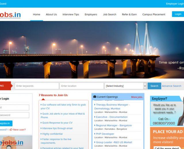 best job portal in indore